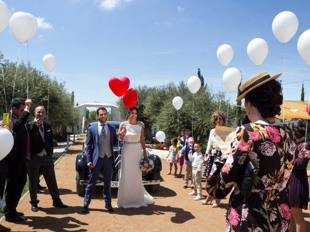 La boda de Nacho y Ana en Granada, Granada 49