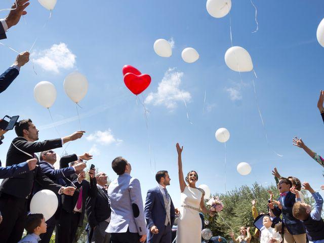 La boda de Nacho y Ana en Granada, Granada 50