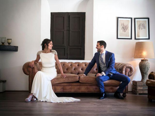 La boda de Nacho y Ana en Granada, Granada 57