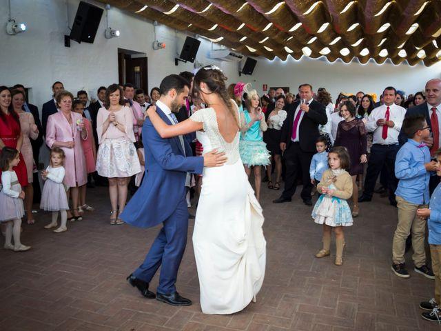 La boda de Nacho y Ana en Granada, Granada 69