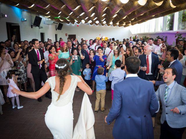 La boda de Nacho y Ana en Granada, Granada 70