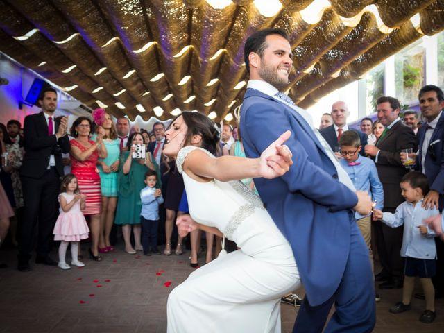 La boda de Nacho y Ana en Granada, Granada 71
