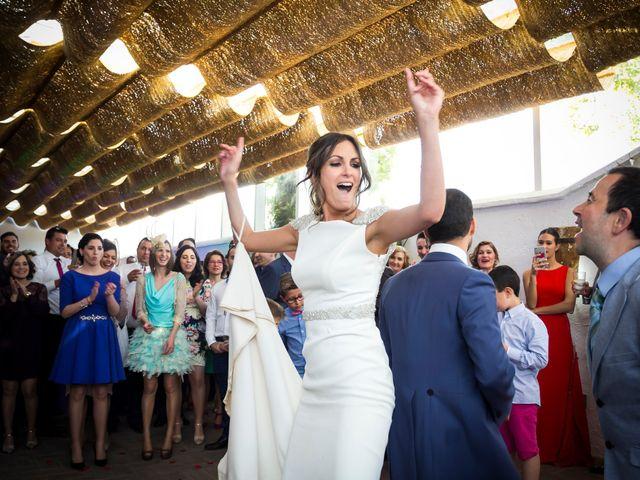 La boda de Nacho y Ana en Granada, Granada 72