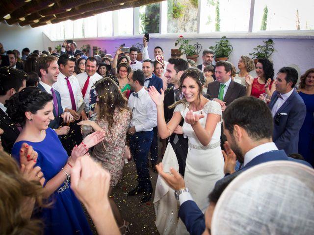 La boda de Nacho y Ana en Granada, Granada 73