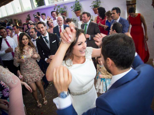 La boda de Nacho y Ana en Granada, Granada 74