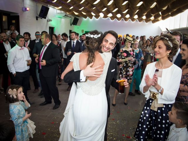 La boda de Nacho y Ana en Granada, Granada 76