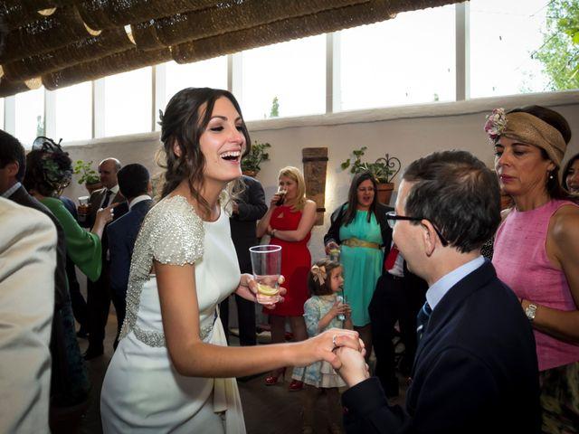 La boda de Nacho y Ana en Granada, Granada 79
