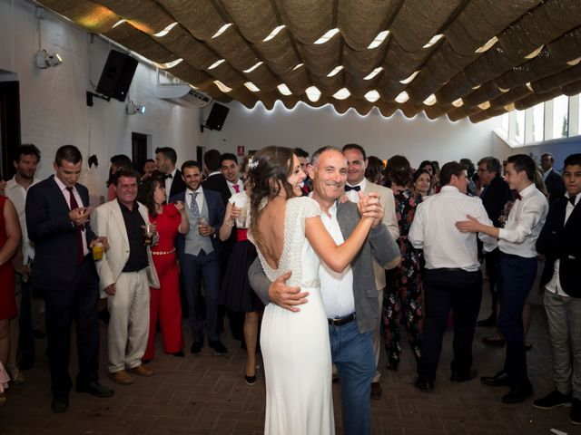 La boda de Nacho y Ana en Granada, Granada 83