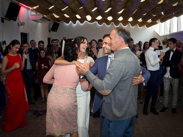 La boda de Nacho y Ana en Granada, Granada 84