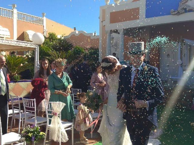 La boda de Verónica y Manuel