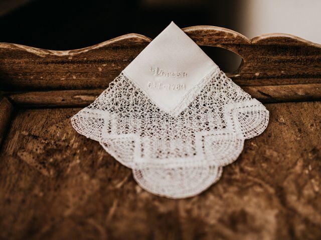 La boda de Antonio y Vanessa en Llerena, Badajoz 5