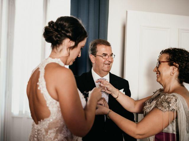 La boda de Antonio y Vanessa en Llerena, Badajoz 22