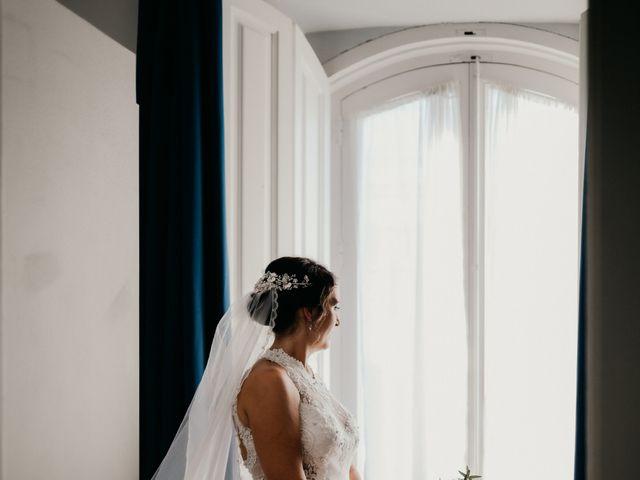 La boda de Antonio y Vanessa en Llerena, Badajoz 28