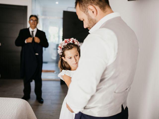 La boda de Antonio y Vanessa en Llerena, Badajoz 34
