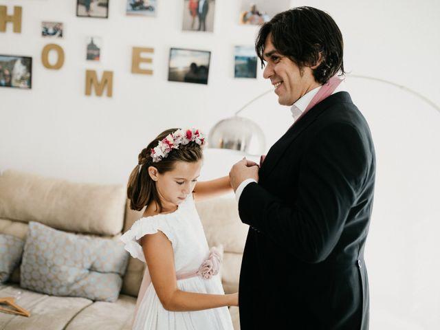 La boda de Antonio y Vanessa en Llerena, Badajoz 37