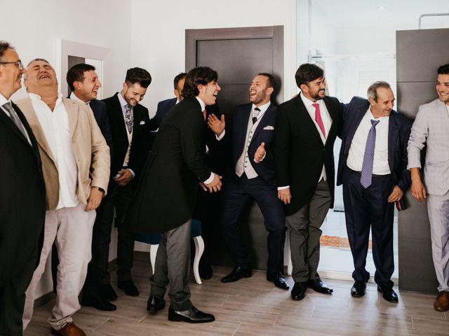 La boda de Antonio y Vanessa en Llerena, Badajoz 40