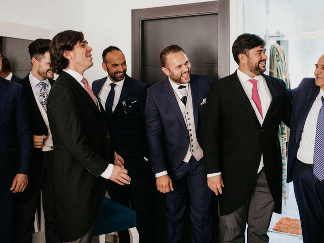 La boda de Antonio y Vanessa en Llerena, Badajoz 41