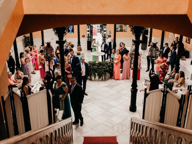 La boda de Antonio y Vanessa en Llerena, Badajoz 47
