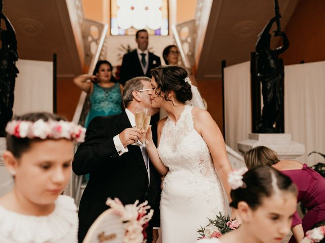 La boda de Antonio y Vanessa en Llerena, Badajoz 49