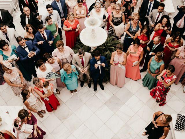 La boda de Antonio y Vanessa en Llerena, Badajoz 50