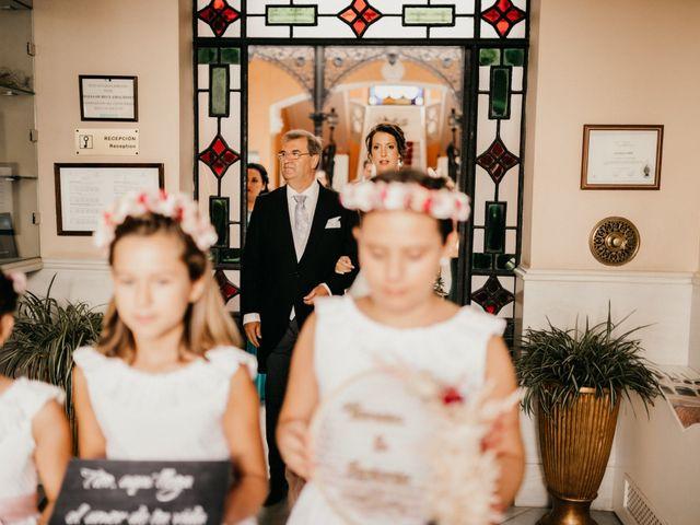 La boda de Antonio y Vanessa en Llerena, Badajoz 52