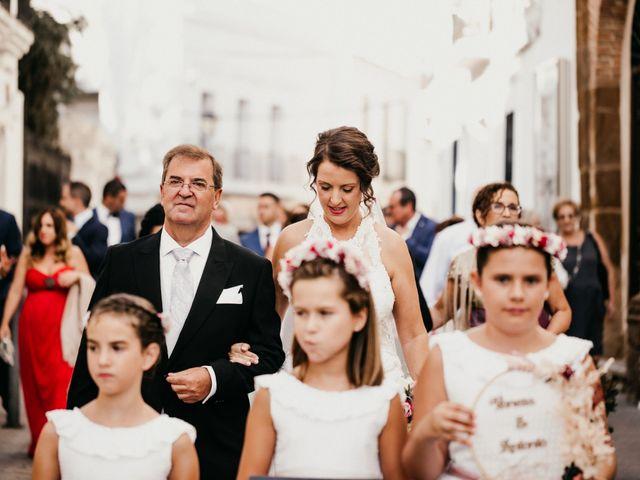 La boda de Antonio y Vanessa en Llerena, Badajoz 53