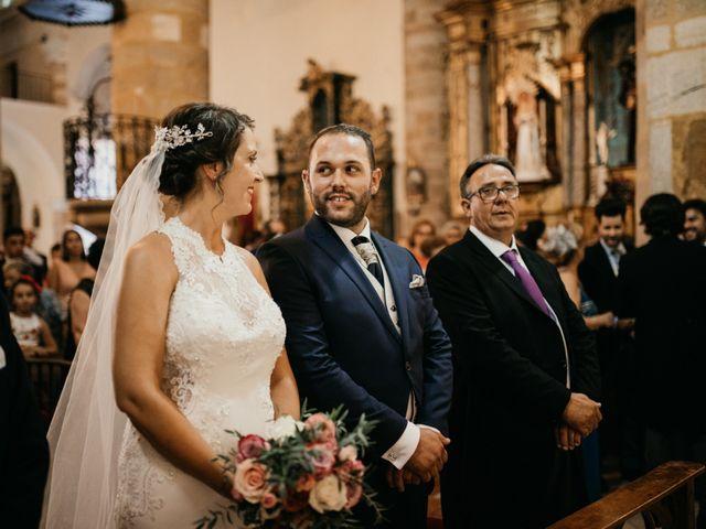 La boda de Antonio y Vanessa en Llerena, Badajoz 58