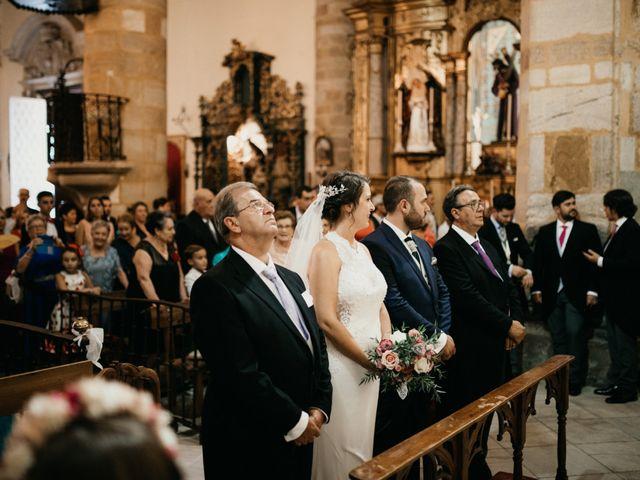 La boda de Antonio y Vanessa en Llerena, Badajoz 59