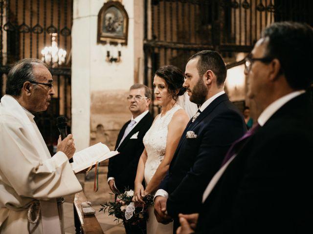 La boda de Antonio y Vanessa en Llerena, Badajoz 61