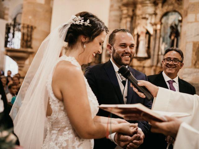 La boda de Antonio y Vanessa en Llerena, Badajoz 67