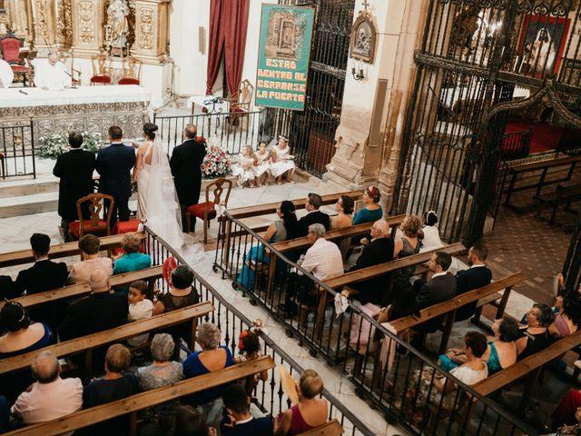 La boda de Antonio y Vanessa en Llerena, Badajoz 70