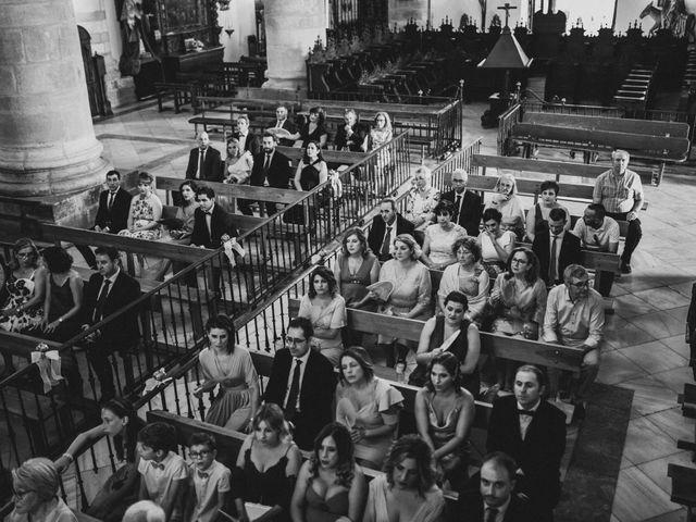 La boda de Antonio y Vanessa en Llerena, Badajoz 71