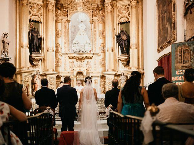 La boda de Antonio y Vanessa en Llerena, Badajoz 73