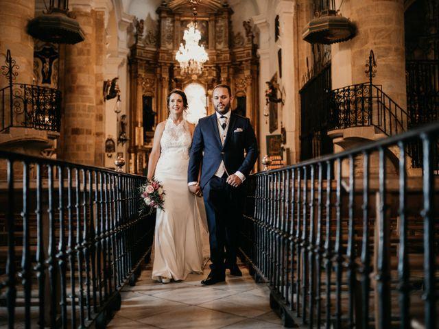 La boda de Antonio y Vanessa en Llerena, Badajoz 74