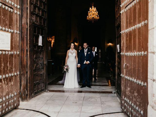 La boda de Antonio y Vanessa en Llerena, Badajoz 75