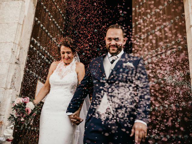 La boda de Antonio y Vanessa en Llerena, Badajoz 76