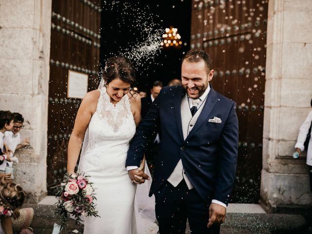 La boda de Antonio y Vanessa en Llerena, Badajoz 78