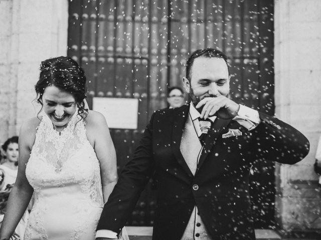 La boda de Antonio y Vanessa en Llerena, Badajoz 79