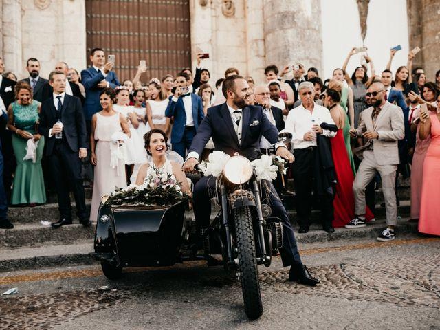 La boda de Antonio y Vanessa en Llerena, Badajoz 81