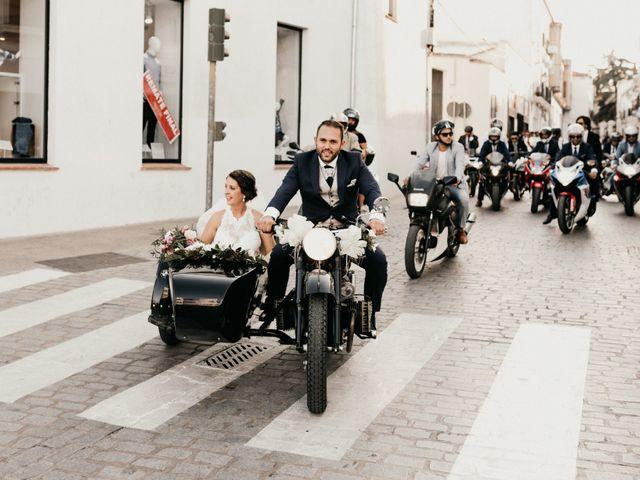 La boda de Antonio y Vanessa en Llerena, Badajoz 84