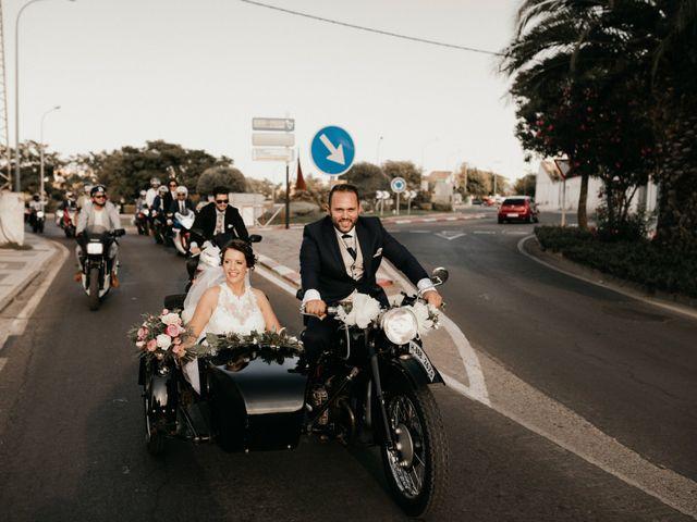 La boda de Antonio y Vanessa en Llerena, Badajoz 86