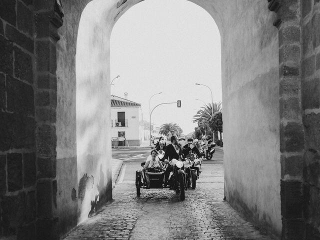La boda de Antonio y Vanessa en Llerena, Badajoz 87