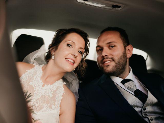 La boda de Antonio y Vanessa en Llerena, Badajoz 90
