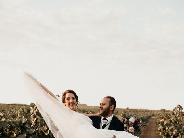 La boda de Antonio y Vanessa en Llerena, Badajoz 99