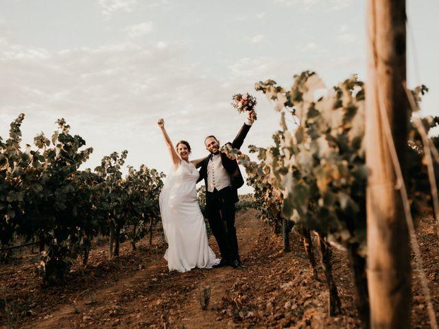 La boda de Antonio y Vanessa en Llerena, Badajoz 100