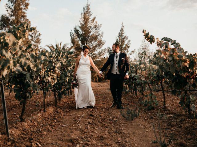 La boda de Antonio y Vanessa en Llerena, Badajoz 103