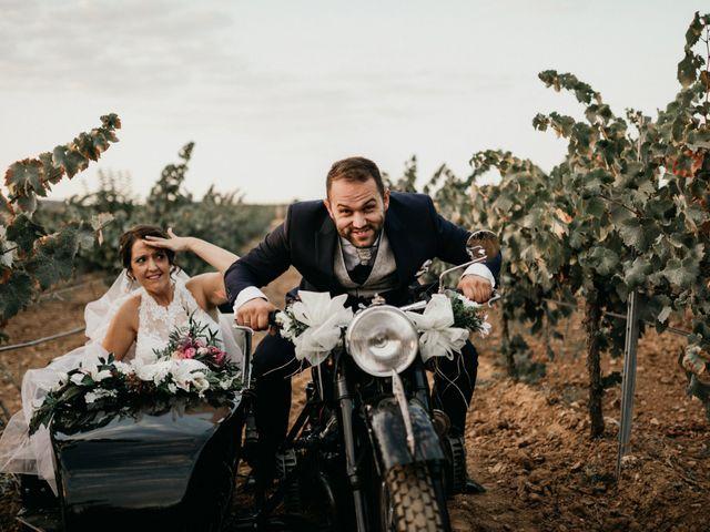 La boda de Antonio y Vanessa en Llerena, Badajoz 107