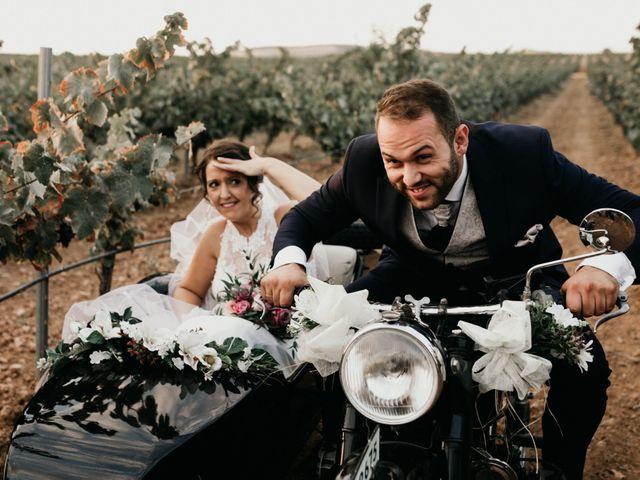 La boda de Antonio y Vanessa en Llerena, Badajoz 108