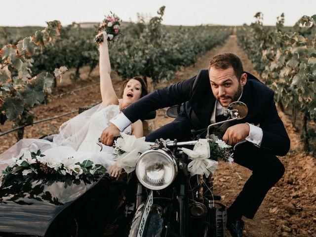 La boda de Antonio y Vanessa en Llerena, Badajoz 109