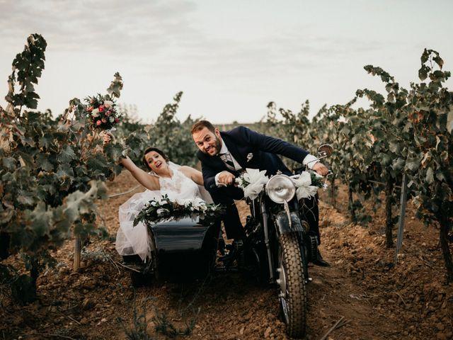 La boda de Antonio y Vanessa en Llerena, Badajoz 110
